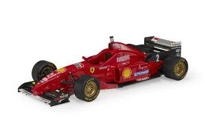 GP Replicas 1/18 ミニカー レジン プロポーションモデル 1996年シーズン フェラーリ F1 F310 No.2 E.Irvine アクリルケース付き