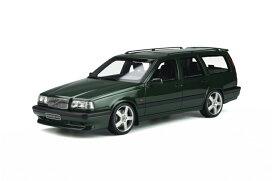 OttOmobile オットモビル 1:18 1995年モデル ボルボ Volvo 850 T5 R Dark Olive Pearl ダークオリーヴパール