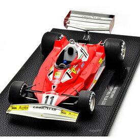 GP Replicas 1/18 ミニカー レジン・プロポーションモデル 1977年シーズン前期モデル ワールドチャンピオン フェラーリ 312 T2 No11 Niki Lauda ニキ・ラウダ1:18 GP Replicas 312 T2 1977 Niki Lauda World Champion