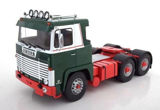 Road Kings 1:18規模壓鑄型號1976年moderusukania LBT 141 ASG 1976 Scania LBT 141 ASG 1/18 by Road Kings DTW Corporation