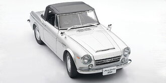 1967 日产 fairlady 2000 (SR311) 1967年日产 Fairlady 2000 1年 / 18 的 AUTOart