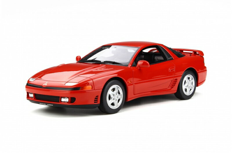 OttOmobile 1:18 1991年モデル 三菱 GTO Twin Turbo パッションレッド1991 Mitsubishi GTO Twin Turbo 1/18 Passion Red by OttOmbile NEW