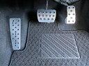 新型トヨタカローラ,カローラスポーツ,カローラツーリングCVT専用アルミペダルセット+KTCスタッビドライバ付き