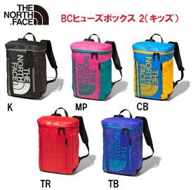 ノースフェイス バックパック BCヒューズボックス 2(キッズ) NMJ82000