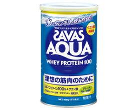 ザバス(savas)プロテイン ザバス アクア ホエイプロテイン100グレープフルーツ風味18食分CA1325