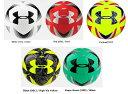 アンダーアーマー(UNDER ARMOUR)サッカーボールUA Desafio 395 Soccer Ball