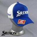【ダンロップ】SRIXON(スリクソン) 限定プロモデルキャップ SMH6144【松山英樹プロ着用モデル】 【お買い得商品】