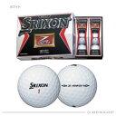 【ダンロップ】ゴルフボール SRIXON(スリクソン) Z-STAR XV 1ダース(12個入り)ホワイト【お買い得商品】【2015年モデル】 ランキングお取り寄せ