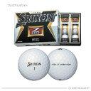 【ダンロップ】ゴルフボール SRIXON(スリクソン) Z-STAR 1ダース(12個入り)プレミアムホワイト【お買い得商品】【2015年モデル】