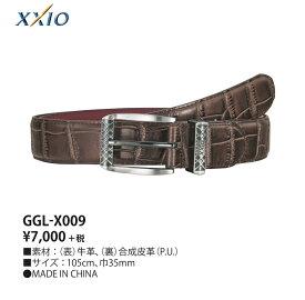 【ダンロップ】XXIO(ゼクシオ)ベルト GGL-X009【牛革】