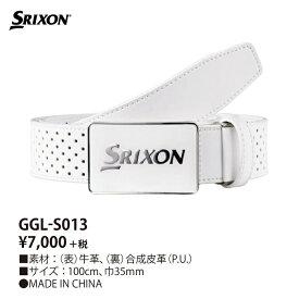 【ダンロップ】SRIXON(スリクソン)ベルト GGL-S013