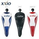 【ダンロップ】XXIO(ゼクシオ)ヘッドカバー(フェアウェイウッド用) GGE-X079F【お買い得商品】
