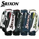 【ダンロップ】SRIXON(スリクソン)キャディバッグ GGC-S114【ネームプレート刻印サービス】【お買い得商品】【送料無料】
