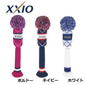 【ダンロップ】XXIO(ゼクシオ)数量限定ニットヘッドカバー(フェアウェイウッド用) GGE-X099FL