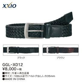 【ダンロップ】XXIO(ゼクシオ)ベルト GGL-X012