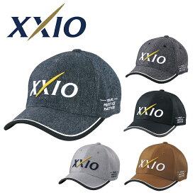 【ダンロップ】XXIO(ゼクシオ)ウールキャップ XMH8120【2018FW新製品】