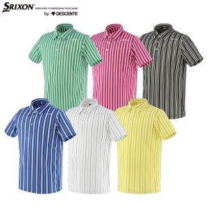 デサント スリクソン メンズ プロモデルシャツ SRIXON RGMRJA22 (21SS) 【送料無料】