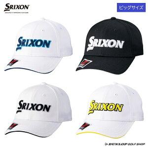 【ダンロップ】SRIXON(スリクソン)キャップ SMH9130XB ビッグサイズ 大きいサイズ