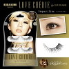 Love shell by de AP Eyelash ◆ 01 glamorous and elegant 02 / 03 sweet / 04 romantic / 05 nude