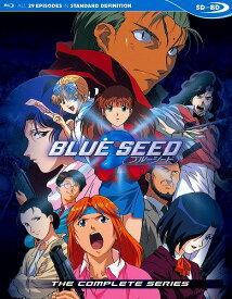 【在庫あり】BLUE SEED ブルーシード 北米版ブルーレイ 全26話+OVA収録 BD