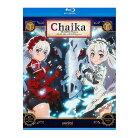 【先行予約】【送料無料】棺姫のチャイカ第1期+第2期北米版ブルーレイ全22話+OVA収録
