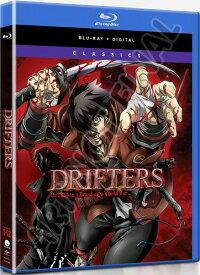 ドリフターズ Classics 北米版ブルーレイ 全12話収録 BD