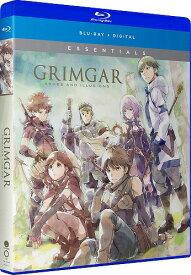 灰と幻想のグリムガル Essentials 北米版ブルーレイ 全12話収録 BD