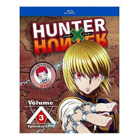HUNTER×HUNTER Set3 北米版ブルーレイ 27話〜50話収録 ハンターハンター BD