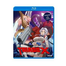 トリアージX 北米版ブルーレイ 全11話収録 BD