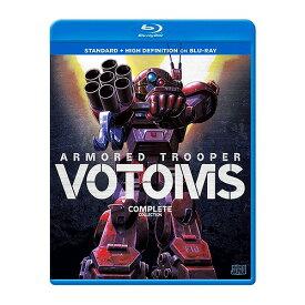 【先行予約】装甲騎兵ボトムズ アルティメット版 TV版+OVA版 北米版ブルーレイ 全52話+OVA収録 BD
