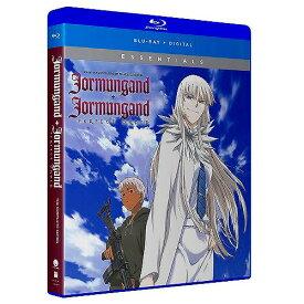 ヨルムンガンド 第1期+第2期 Essentials 北米版ブルーレイ 全24話収録 BD
