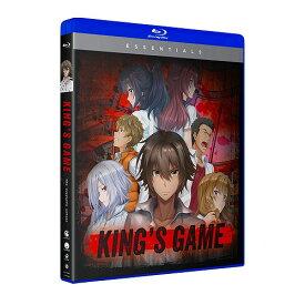 王様ゲーム Essentials 北米版ブルーレイ 全12話収録 BD
