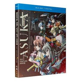 【先行予約】魔法少女特殊戦あすか 北米版ブルーレイ 全12話収録 BD