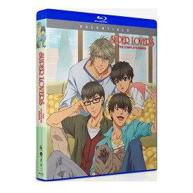 SUPER LOVERS 第1期+第2期 Essentials 北米版ブルーレイ 全20話+OVA全4話収録 BD