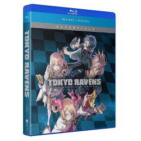 東京レイヴンズ Essentials 北米版ブルーレイ 全24話収録 BD