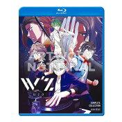 【先行予約】W'zウィズ北米版ブルーレイ全13話+未放送第0話収録BD