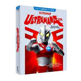 【在庫あり】ウルトラマンA 北米版ブルーレイ 全52話収録 BD 特撮