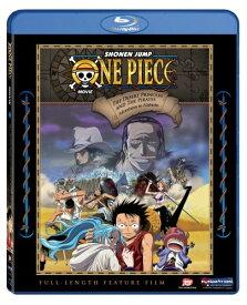 ワンピース ONEPIECE 劇場版 エピソードオブアラバスタ 砂漠の王女と海賊たち■北米版ブルーレイ■BD