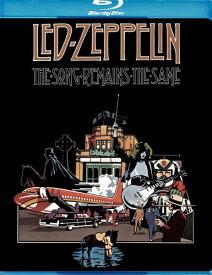 【在庫あり】Led Zeppelin - The Song Remains the Same■北米版ブルーレイ■BD レッド・ツェッペリン