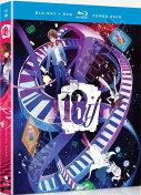 【先行予約】18if北米版DVD+ブルーレイ全13話収録BD