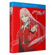 【先行予約】ダーリン・イン・ザ・フランキスPart1北米版DVD+ブルーレイ1〜12話収録BD