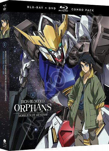 機動戦士ガンダム 鉄血のオルフェンズ 第1期 part1 北米版DVD+ブルーレイ 1〜13話収録 BD