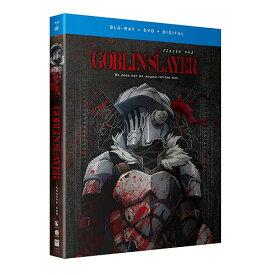 【先行予約】ゴブリンスレイヤー 第1期 北米版DVD+ブルーレイ 全12話収録 BD