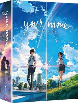 【先行予約】【送料無料】君の名は。限定版北米版DVD+ブルーレイ新海誠BD