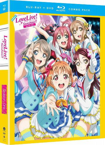 【在庫あり】ラブライブ!サンシャイン!! 第1期 北米版DVD+ブルーレイ 全13話収録 BD