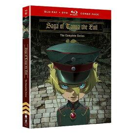 幼女戦記 北米版DVD+ブルーレイ 全12話収録 BD