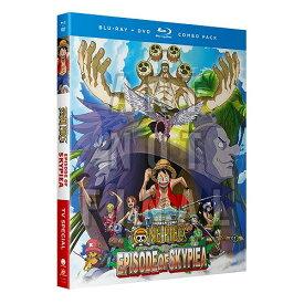 ONE PIECE ワンピース エピソードオブ空島 北米版DVD+ブルーレイ BD
