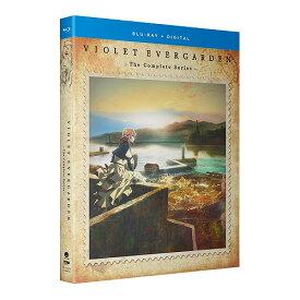 【在庫あり】ヴァイオレット・エヴァーガーデン 通常版 北米版ブルーレイ 全13話収録 ヴァイオレットエヴァーガーデン BD
