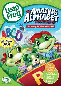 リープフロッグ The Amazing Alphabet Amusement Park■北米版DVD■フォニックス入門編としてもお勧めです 知育