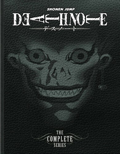 DEATH NOTE■北米版DVD■全37話収録 デスノート